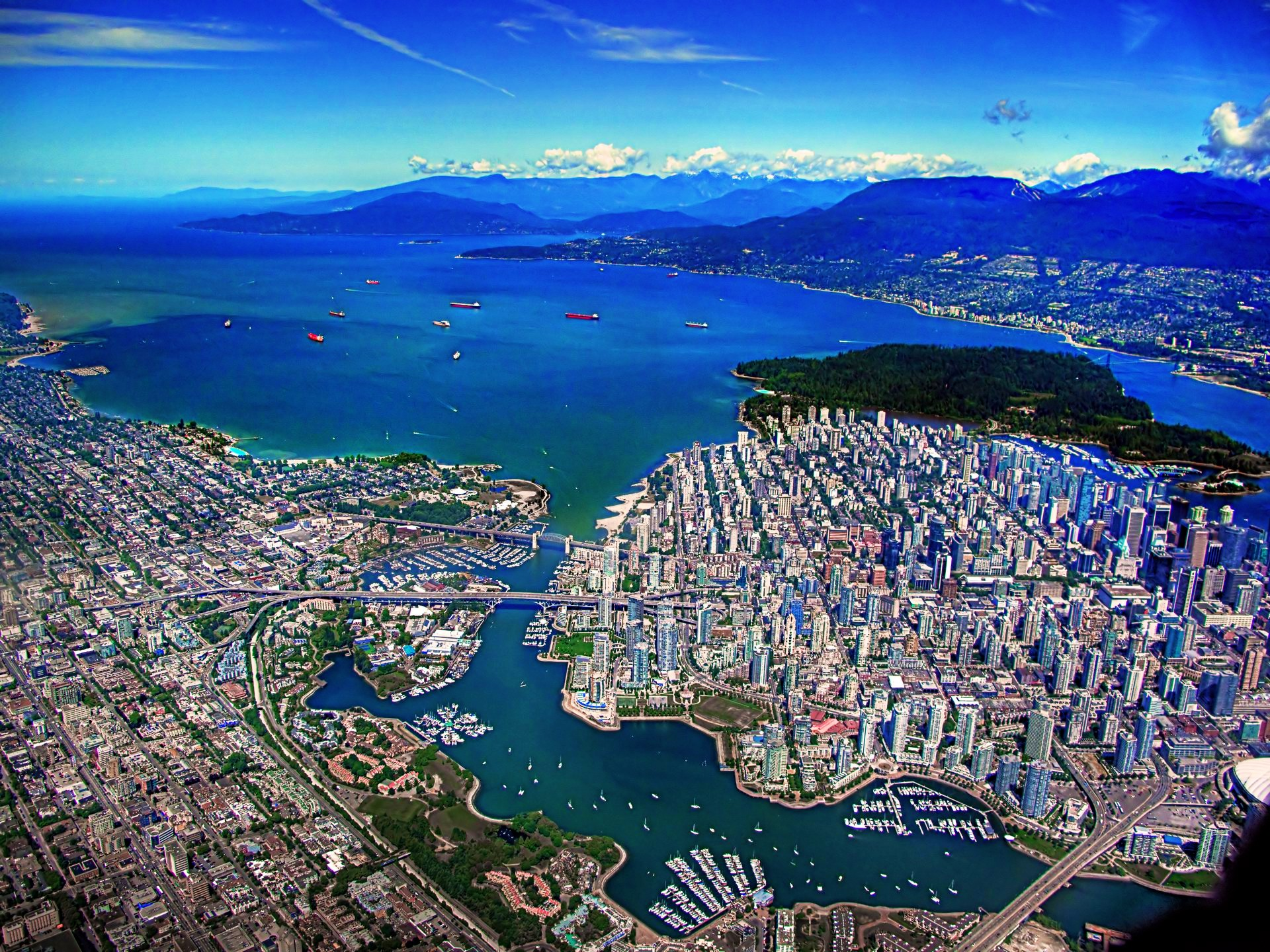 Nice wallpapers Vancouver 1920x1440px