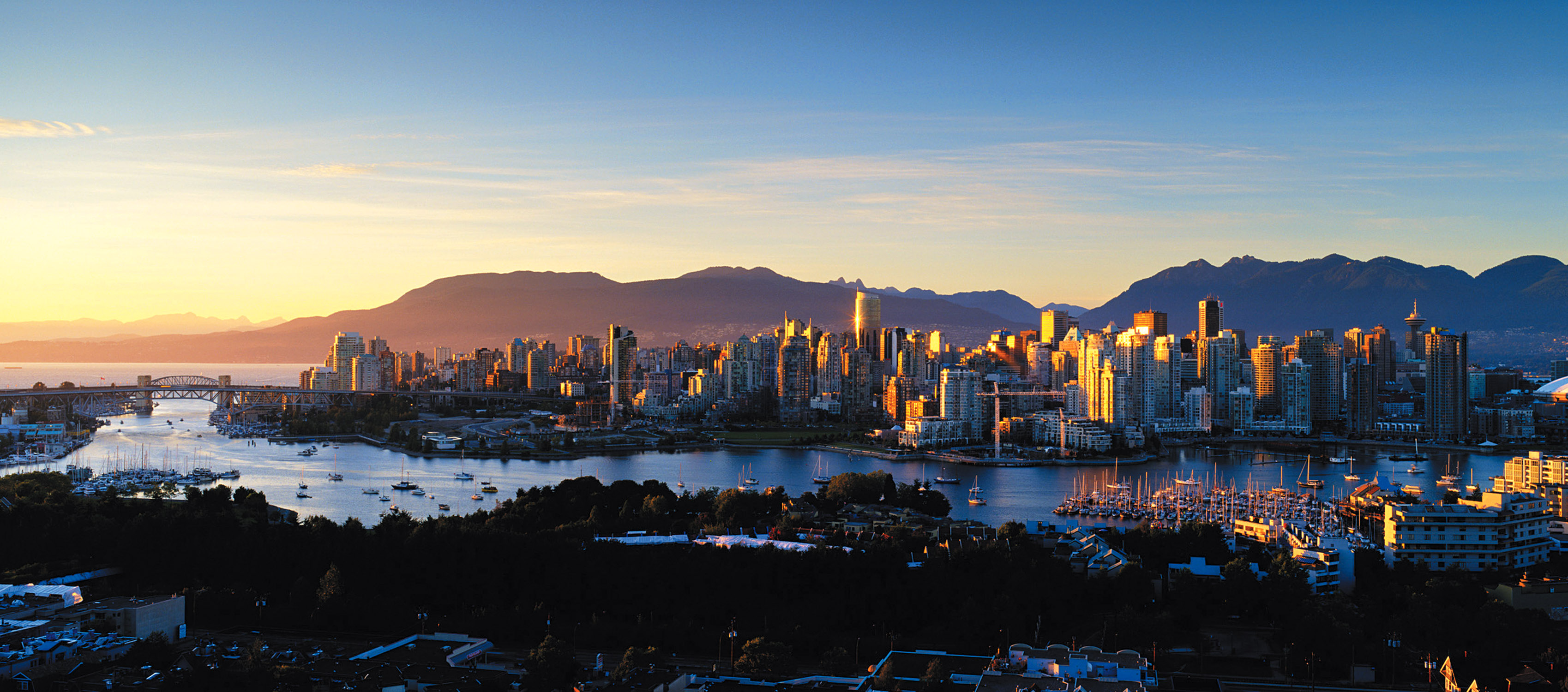 Nice Images Collection: Vancouver Desktop Wallpapers