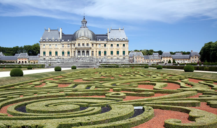 Vaux-le-Vicomte High Quality Background on Wallpapers Vista