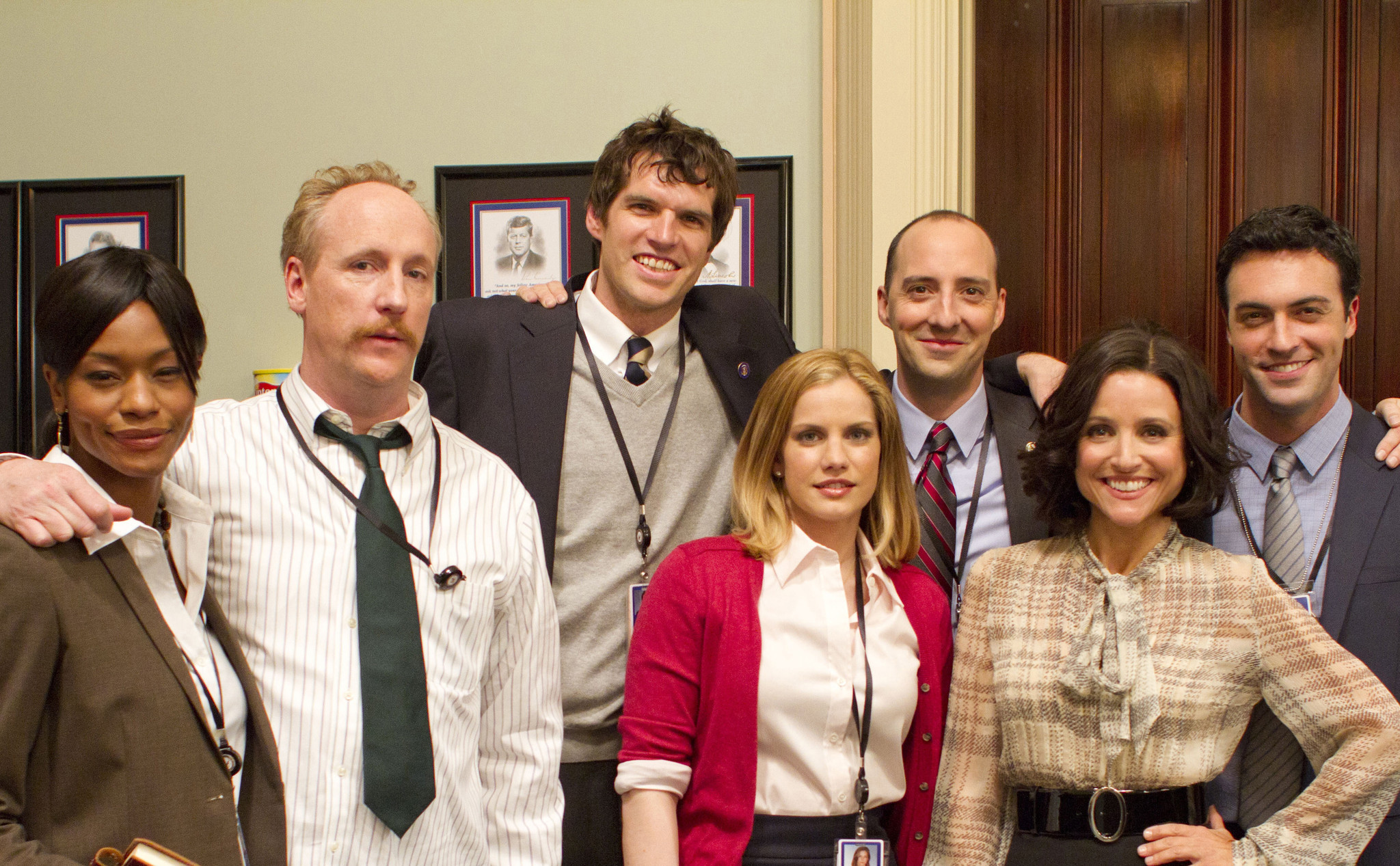 HD Quality Wallpaper | Collection: TV Show, 2048x1267 Veep