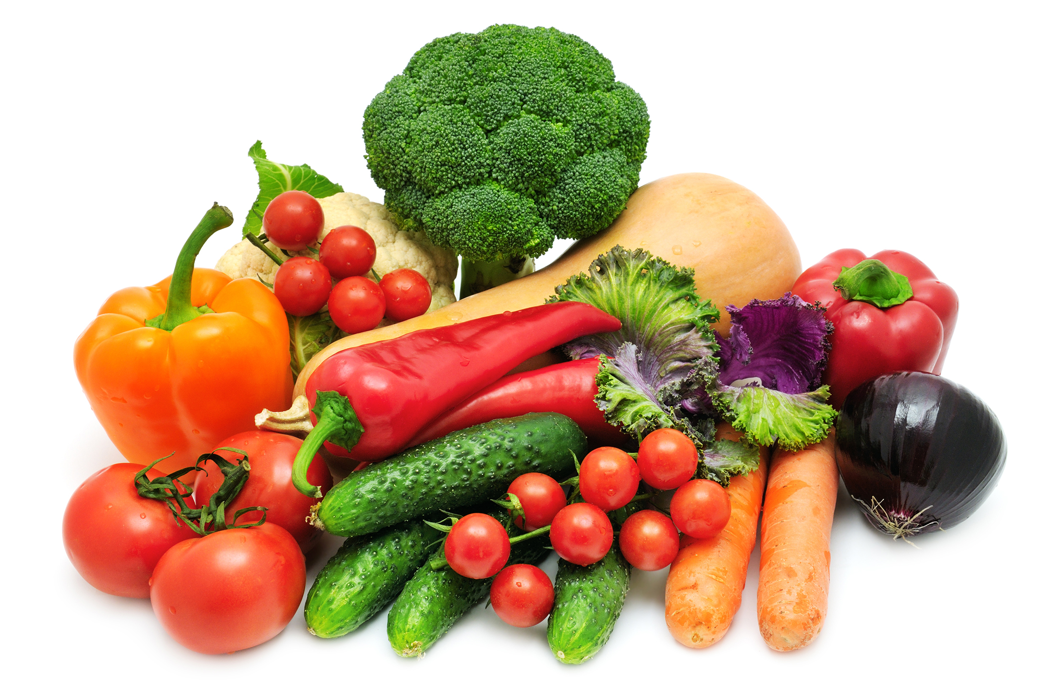 Nice Images Collection: Vegetables Desktop Wallpapers
