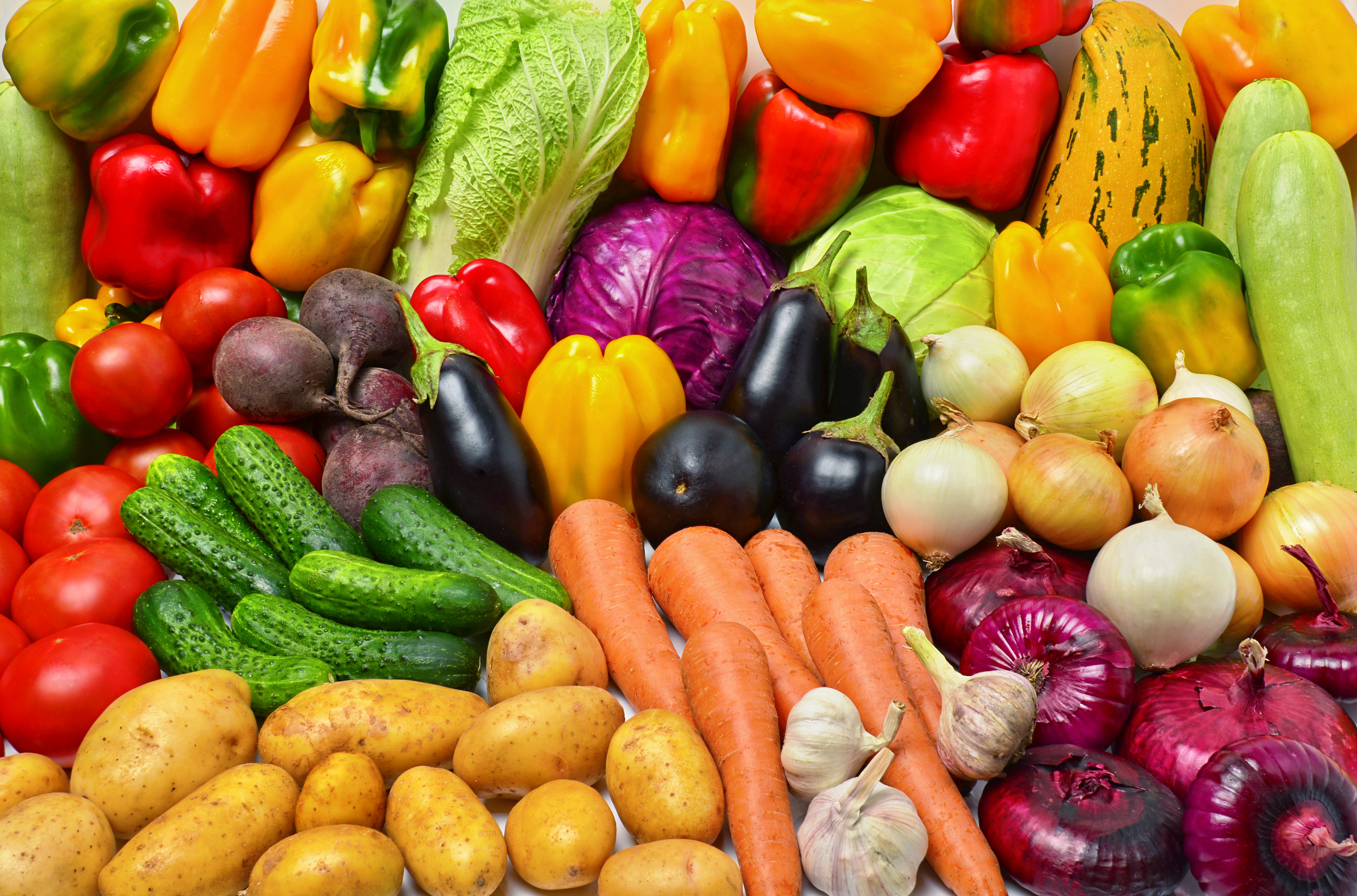 HQ Vegetables Wallpapers | File 8102.77Kb