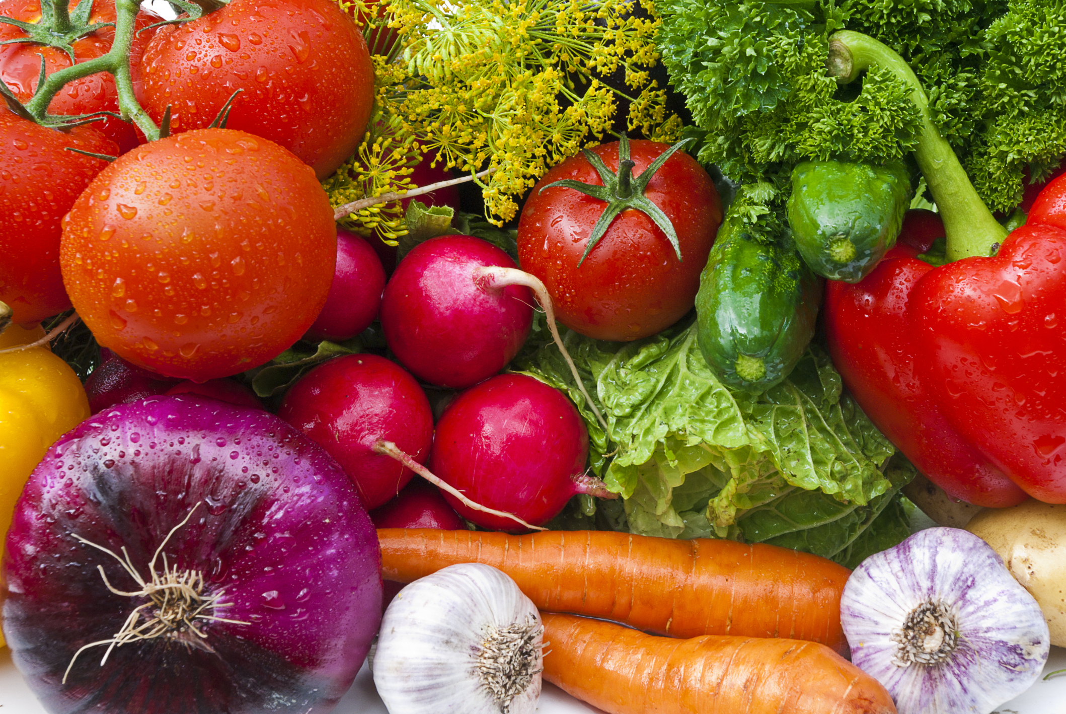 Vegetables Pics, Artistic Collection