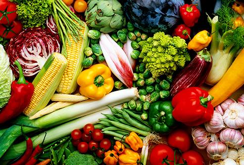 Nice wallpapers Vegetables 493x335px