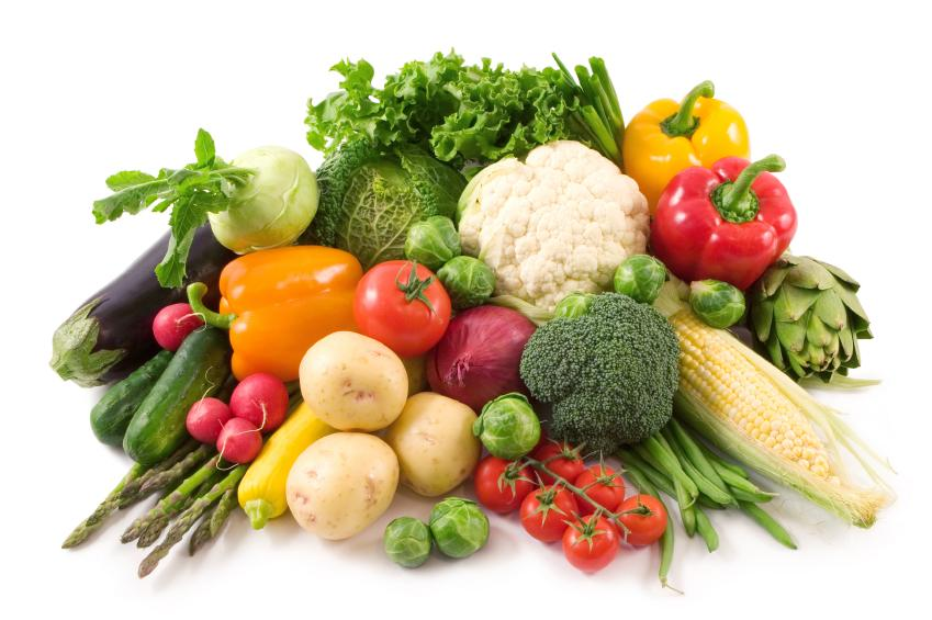 HD Quality Wallpaper | Collection: Food, 849x565 Vegetables