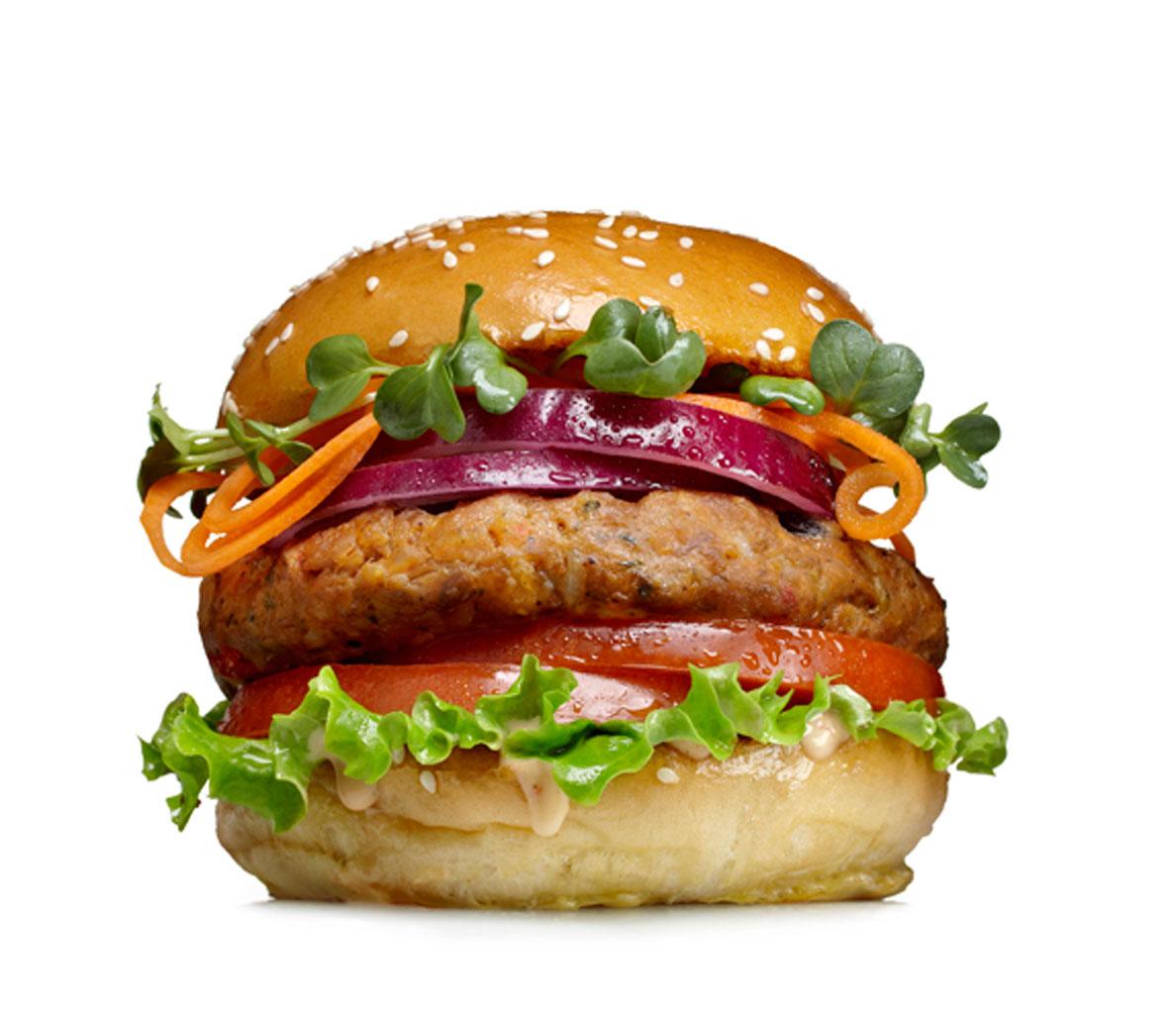 Images of Veggie Burger | 1188x1029