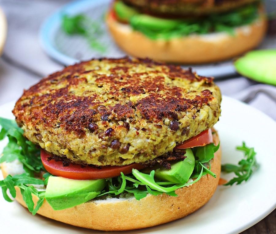 Veggie Burger #19