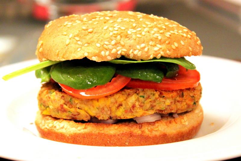 800x534 > Veggie Burger Wallpapers