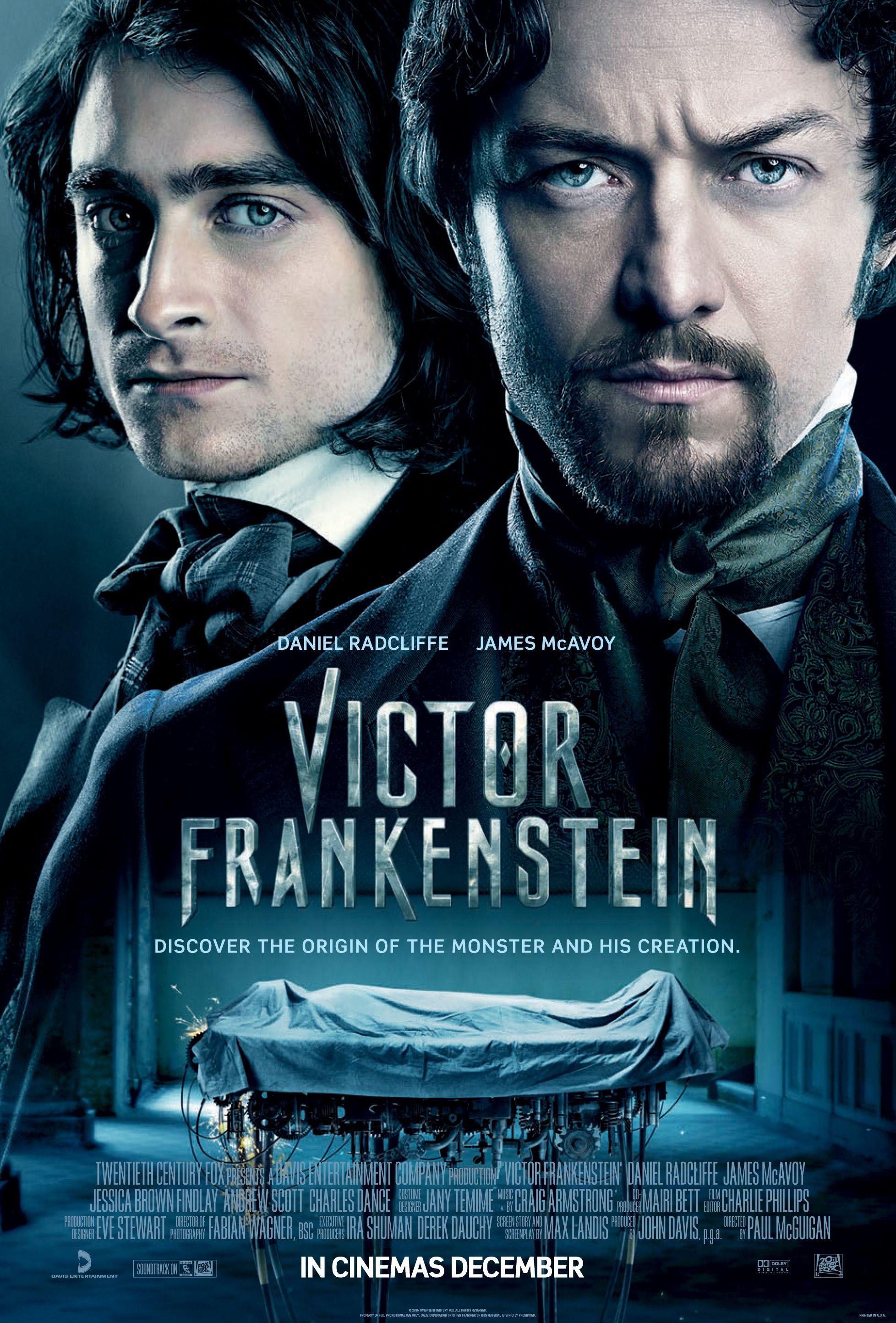 Victor Frankenstein #3