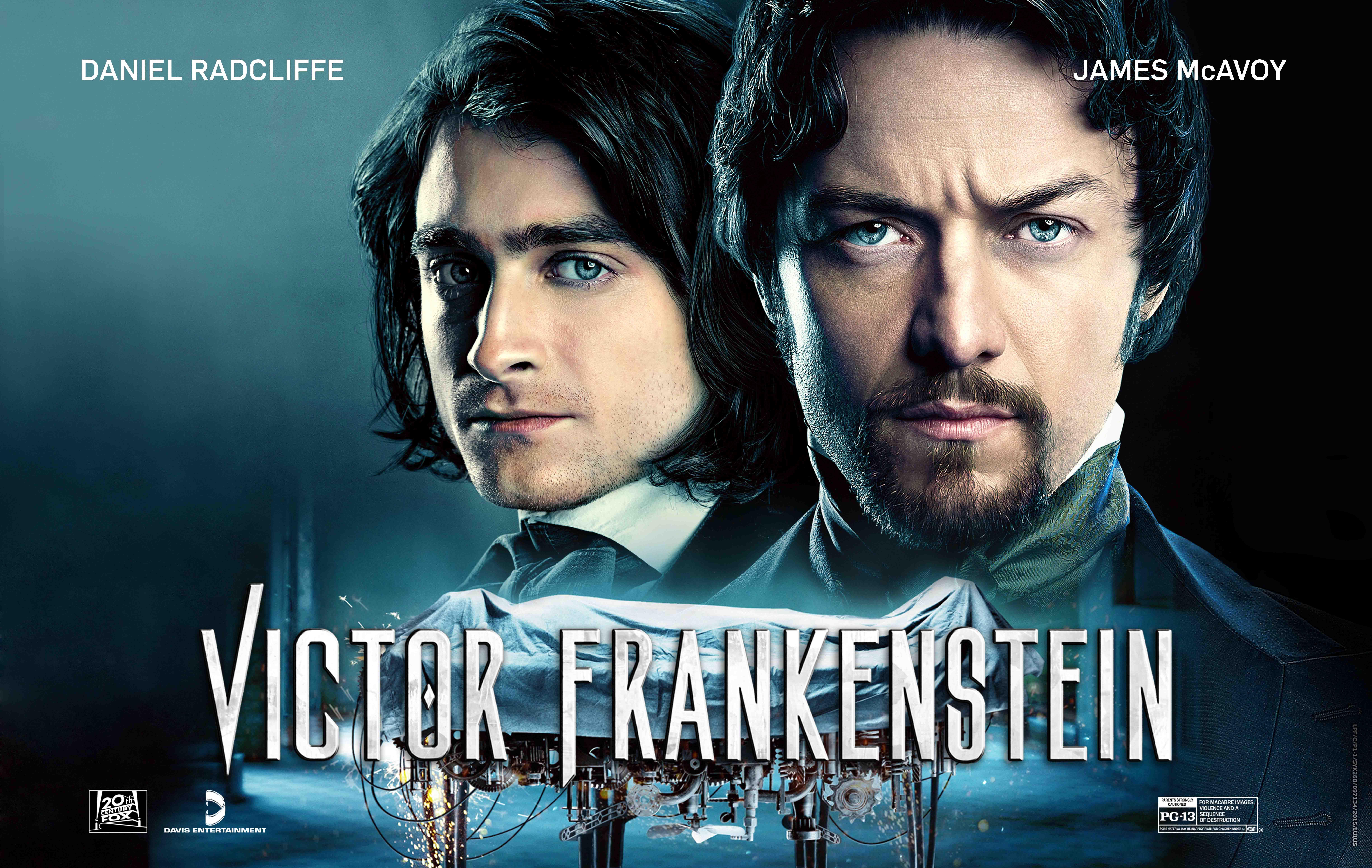 Amazing Victor Frankenstein Pictures & Backgrounds