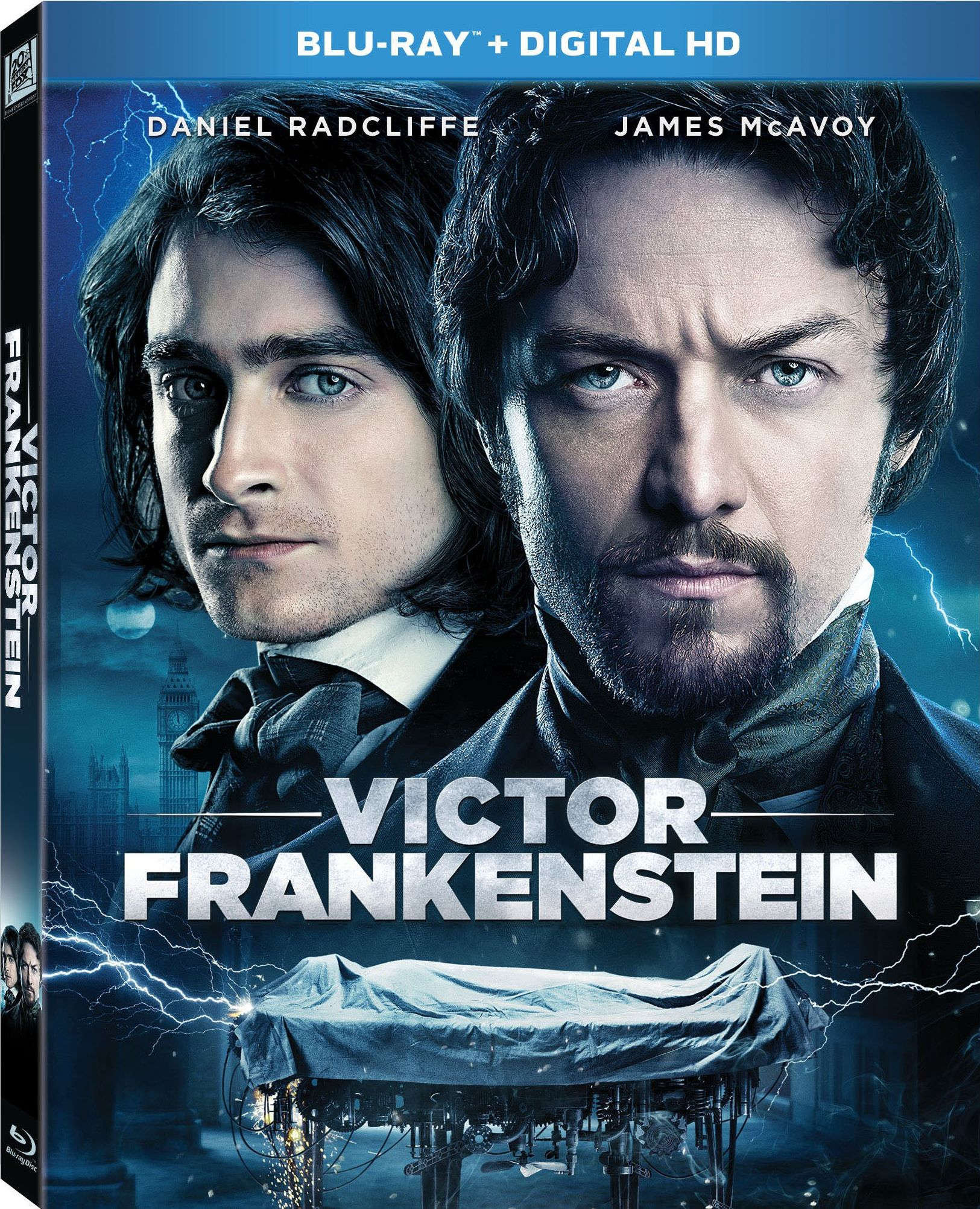 Victor Frankenstein #6