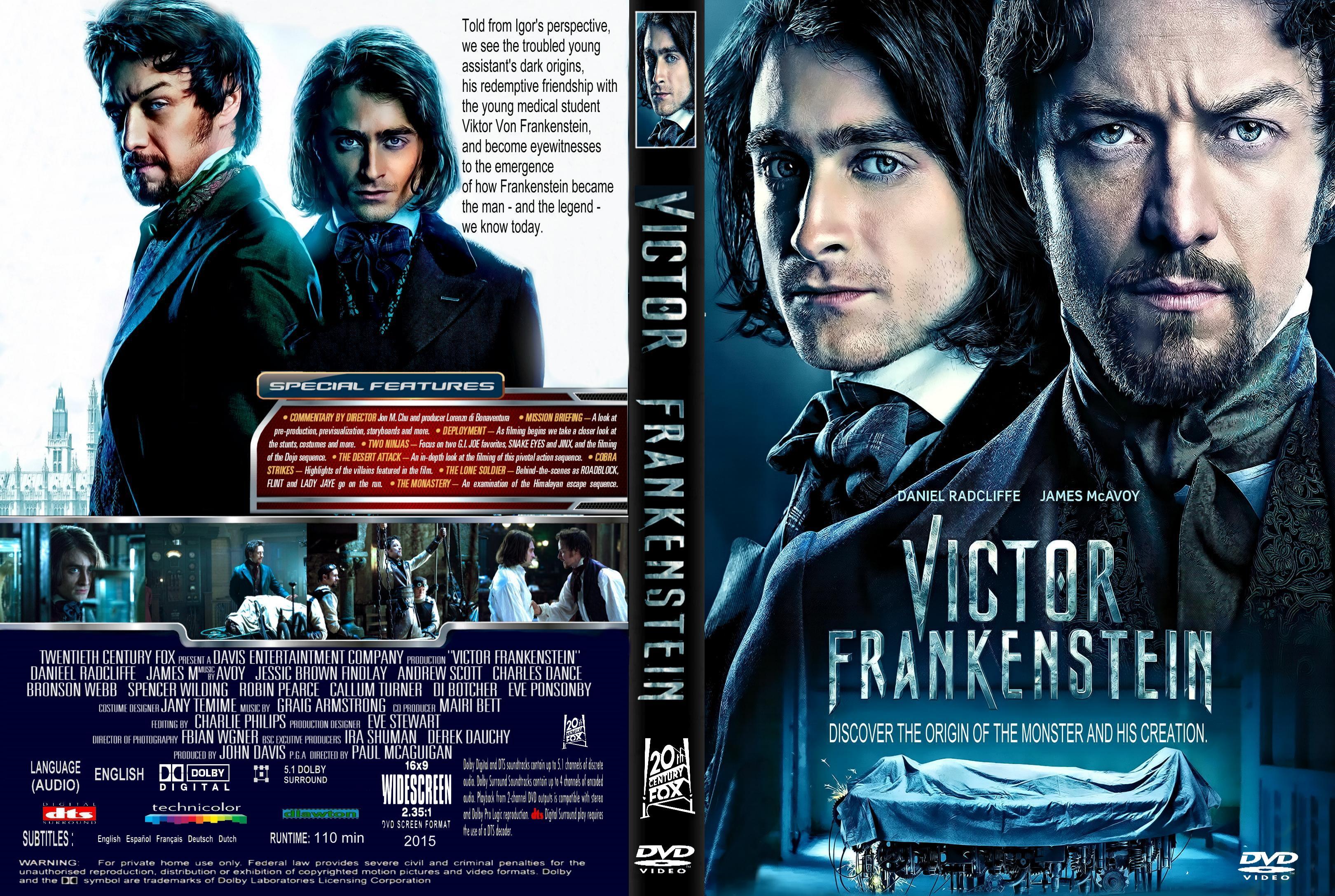 HQ Victor Frankenstein Wallpapers | File 1256.17Kb
