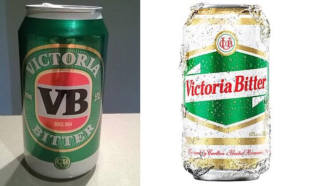 Nice Images Collection: Victoria Bitter Beer Desktop Wallpapers