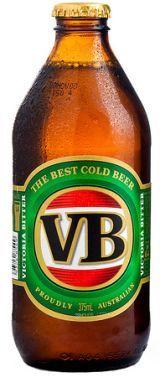 Images of Victoria Bitter Beer | 160x377
