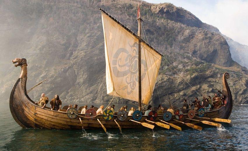 Viking Ship Pics, Artistic Collection