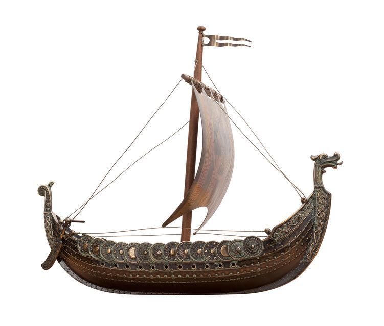 Viking Ship High Quality Background on Wallpapers Vista
