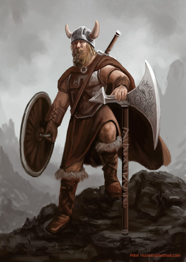 639x900 > Viking Wallpapers