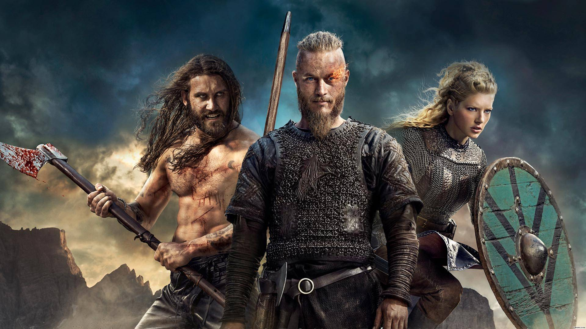 Vikings Pics, TV Show Collection