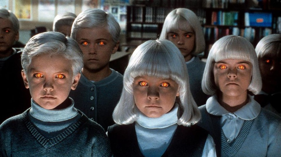 HD Quality Wallpaper   Collection: Movie, 970x545 Village Of The Damned