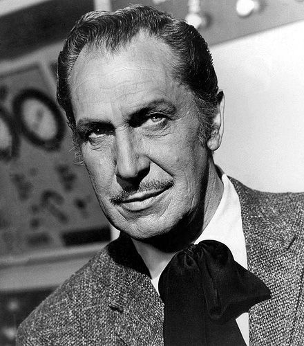 Amazing Vincent Price Pictures & Backgrounds
