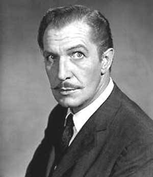 Images of Vincent Price | 300x346