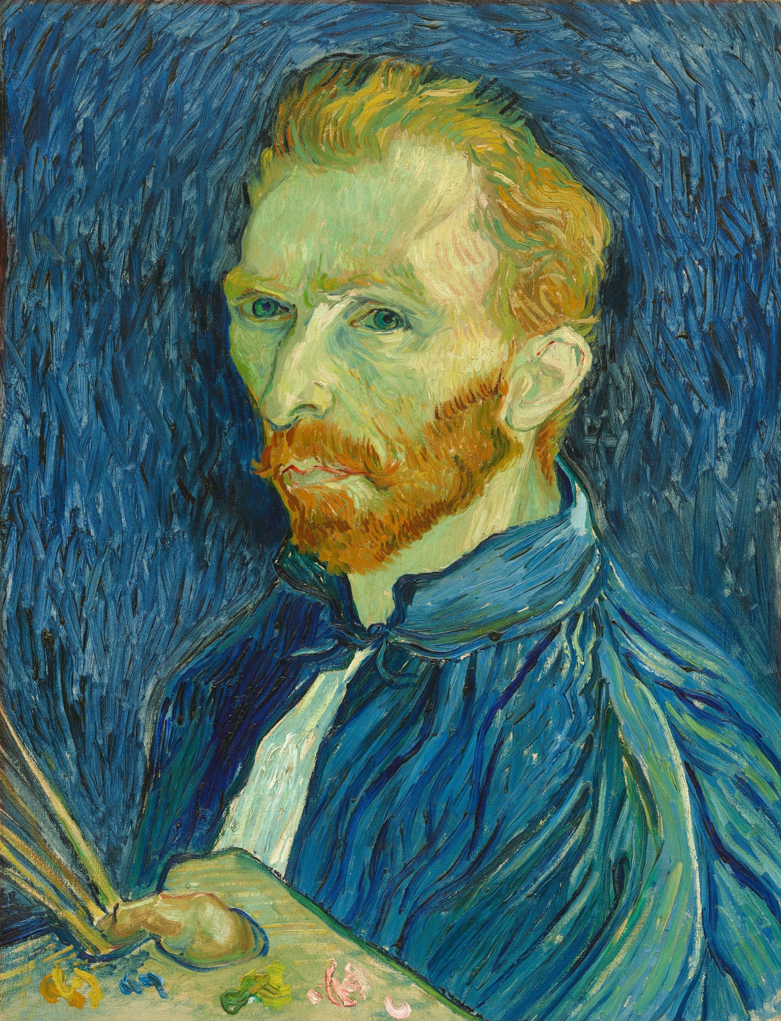 Vincent Van Gogh Pics, Artistic Collection