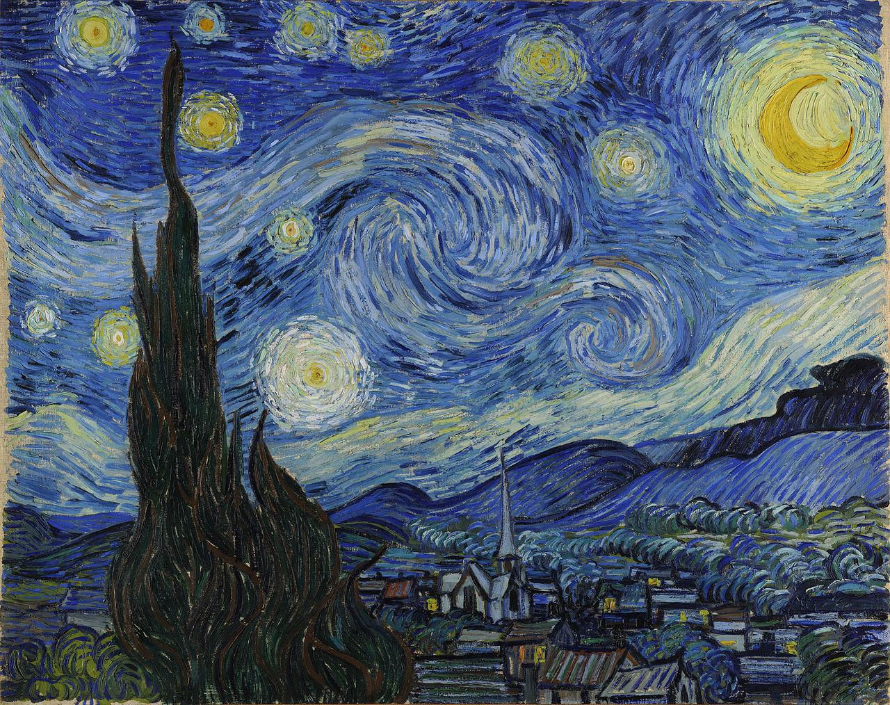HQ Vincent Van Gogh Wallpapers | File 598.96Kb