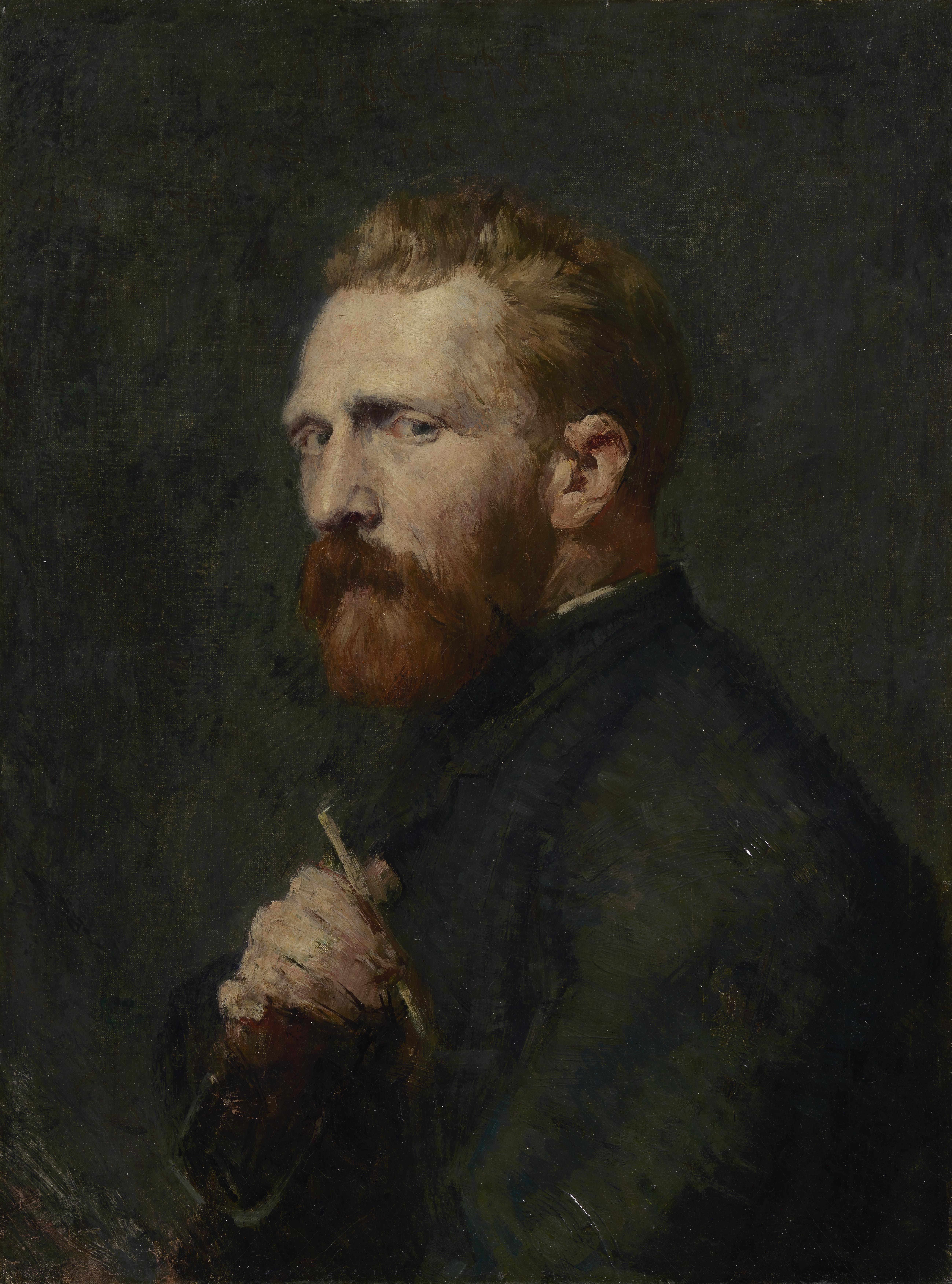 HD Quality Wallpaper | Collection: Artistic, 5194x7007 Vincent Van Gogh