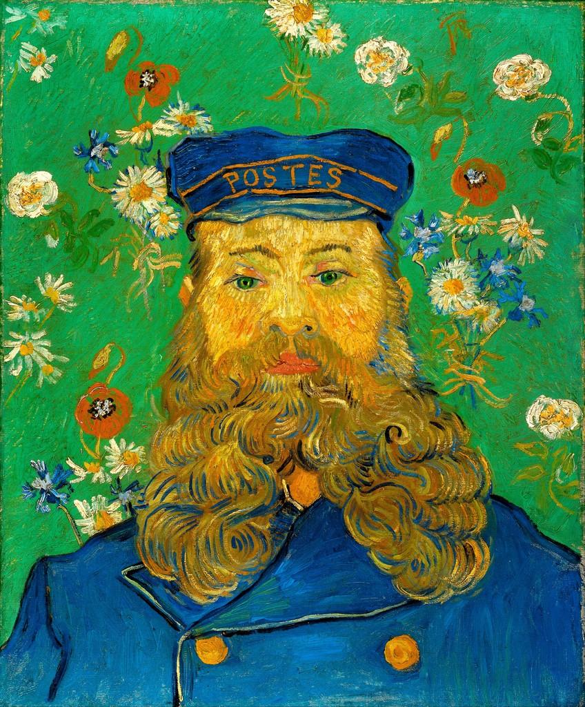 High Resolution Wallpaper | Vincent Van Gogh 848x1024 px