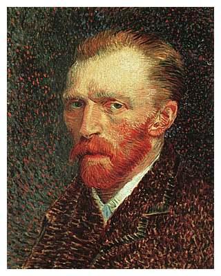 HD Quality Wallpaper | Collection: Artistic, 320x399 Vincent Van Gogh