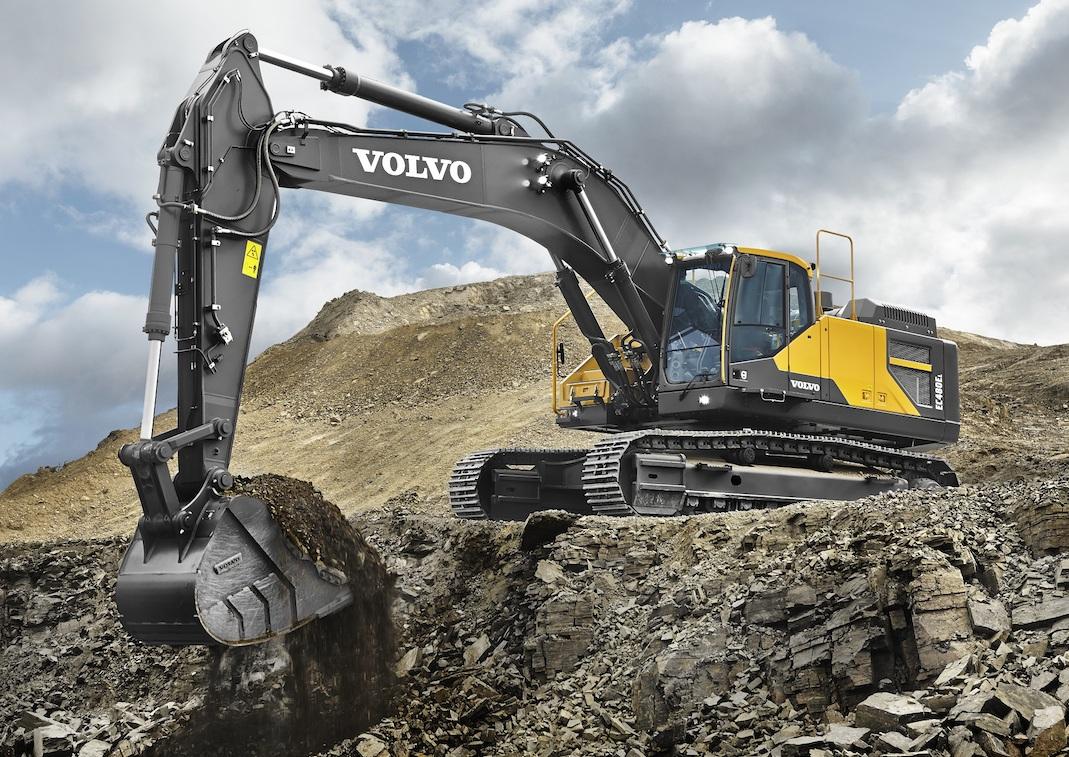Volvo Excavator Wallpapers, Vehicles, HQ Volvo Excavator