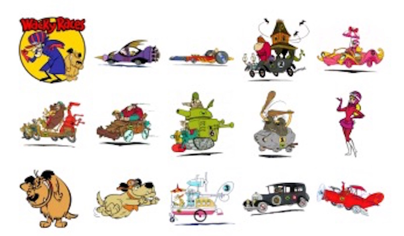 Images of Wacky Races | 800x468