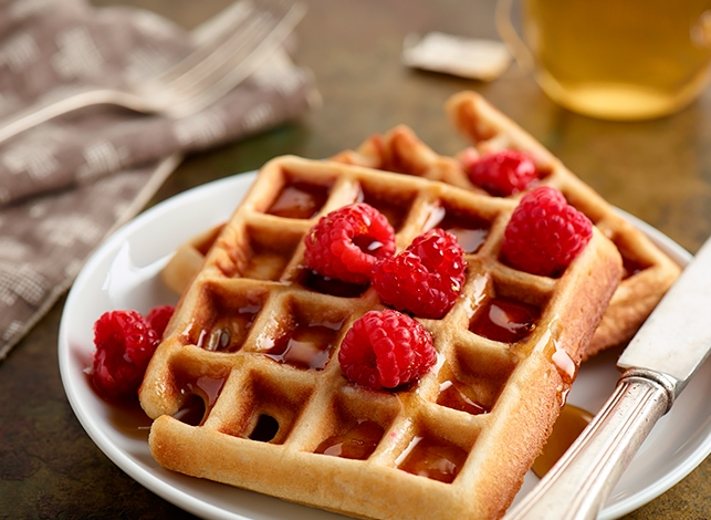 Amazing Waffle Pictures & Backgrounds