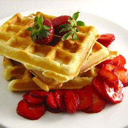 Waffle Pics, Food Collection