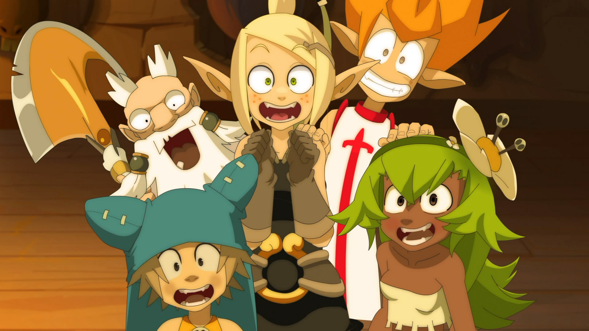 Wakfu Backgrounds, Compatible - PC, Mobile, Gadgets| 1920x1080 px