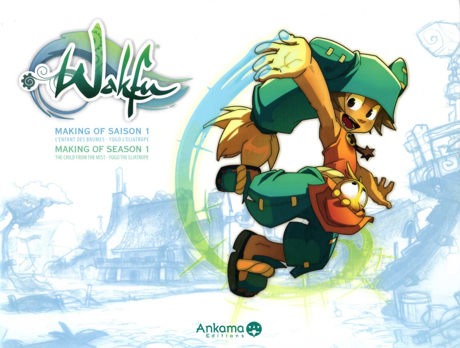 Wakfu Pics, Anime Collection