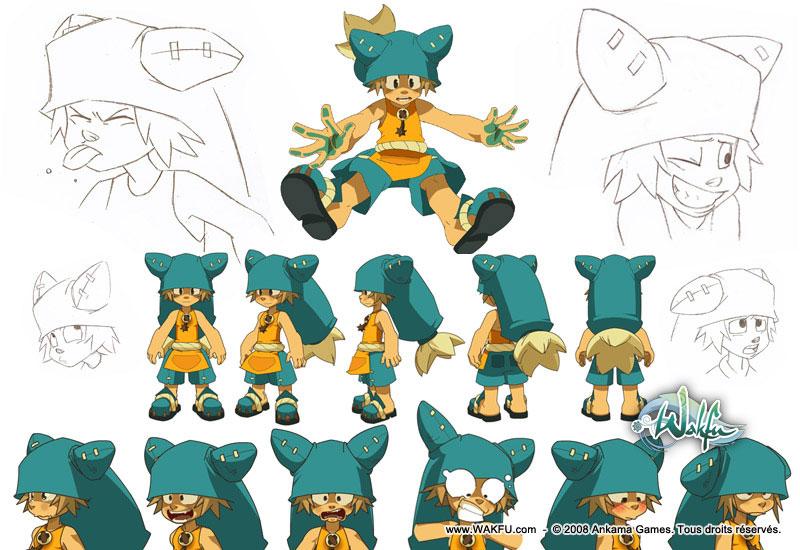 HD Quality Wallpaper | Collection: Anime, 800x550 Wakfu