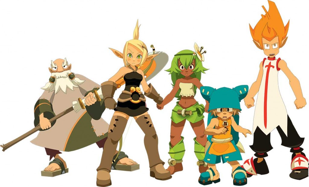 Wakfu Backgrounds, Compatible - PC, Mobile, Gadgets| 1024x620 px