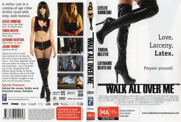 Nice Images Collection: Walk All Over Me Desktop Wallpapers