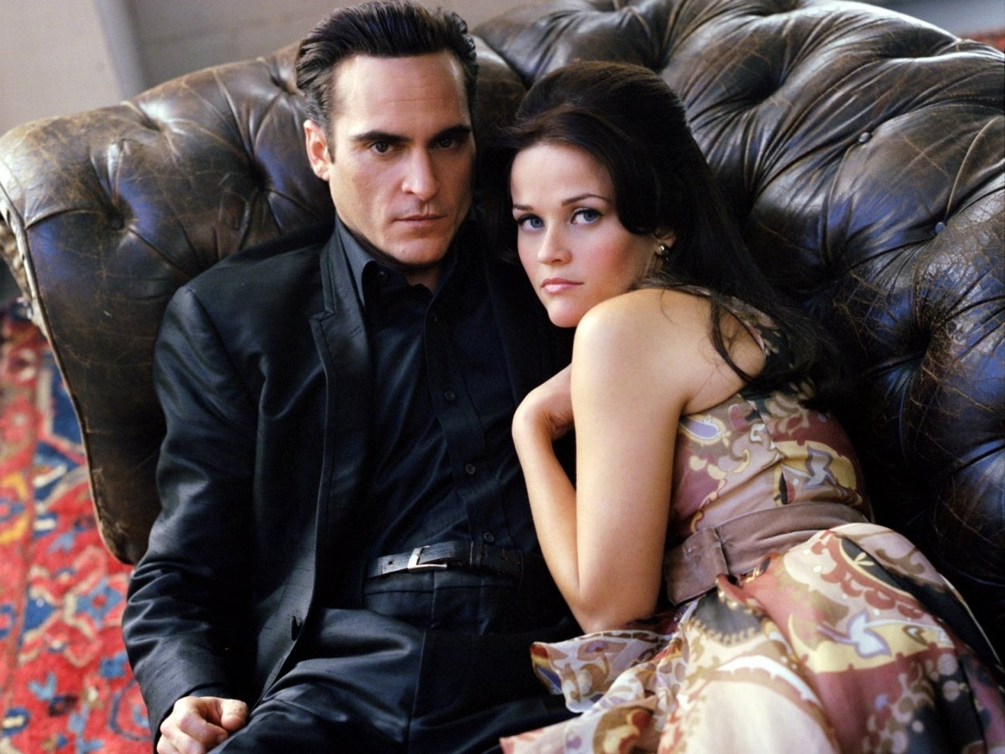 HD Quality Wallpaper | Collection: Movie, 1440x1080 Walk The Line