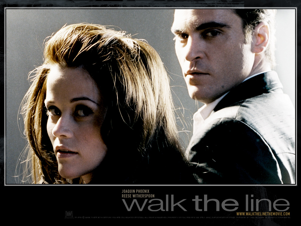 HD Quality Wallpaper | Collection: Movie, 1024x768 Walk The Line