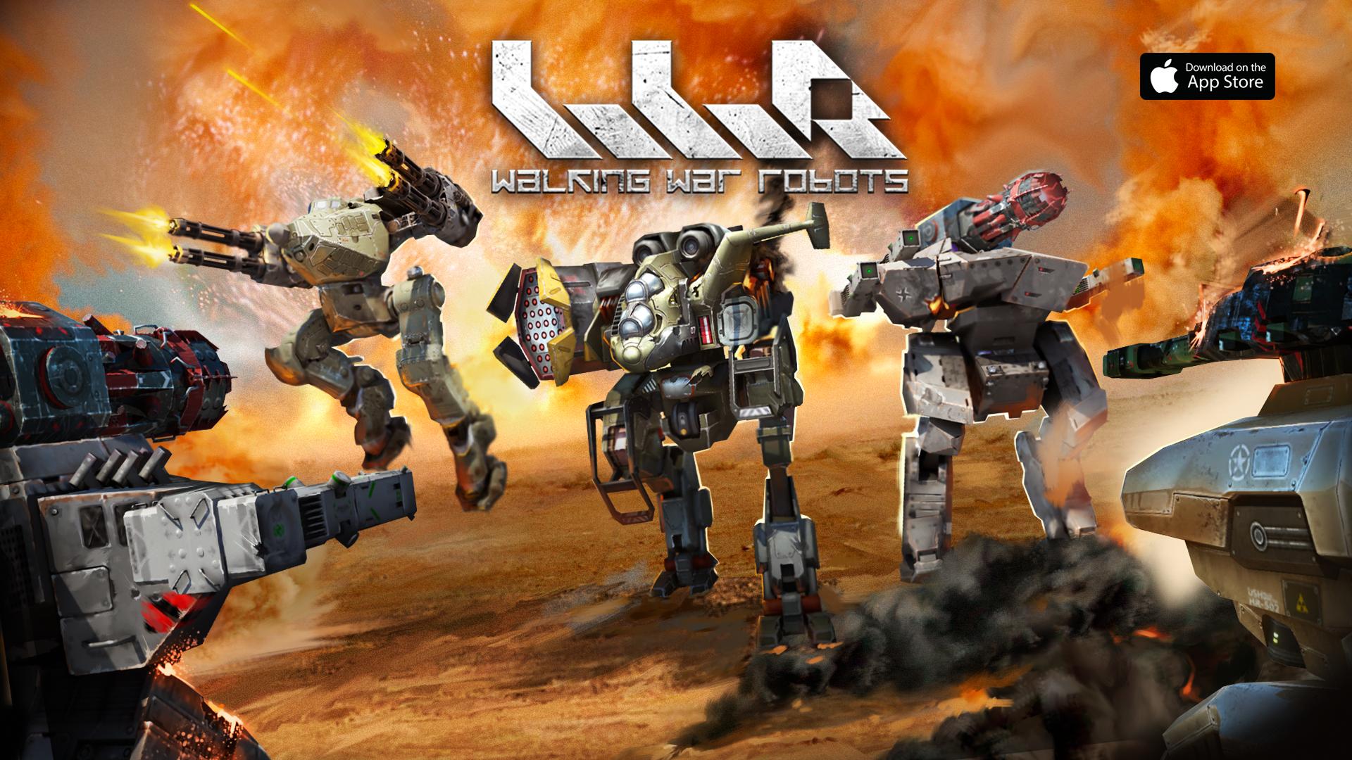 Walking War Robots Wallpapers Video Game Hq Walking War Robots Pictures 4k Wallpapers 2019