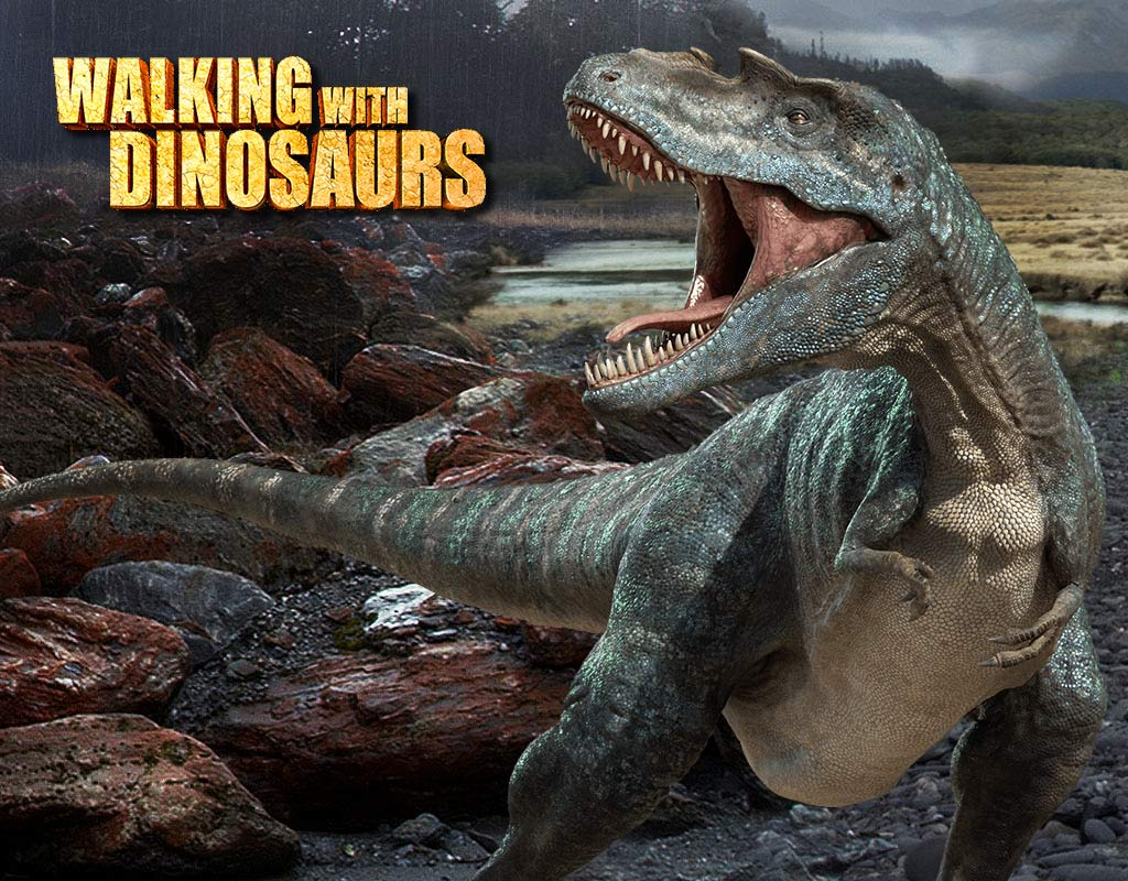 Images of Walking With Dinosaurs | 1024x800