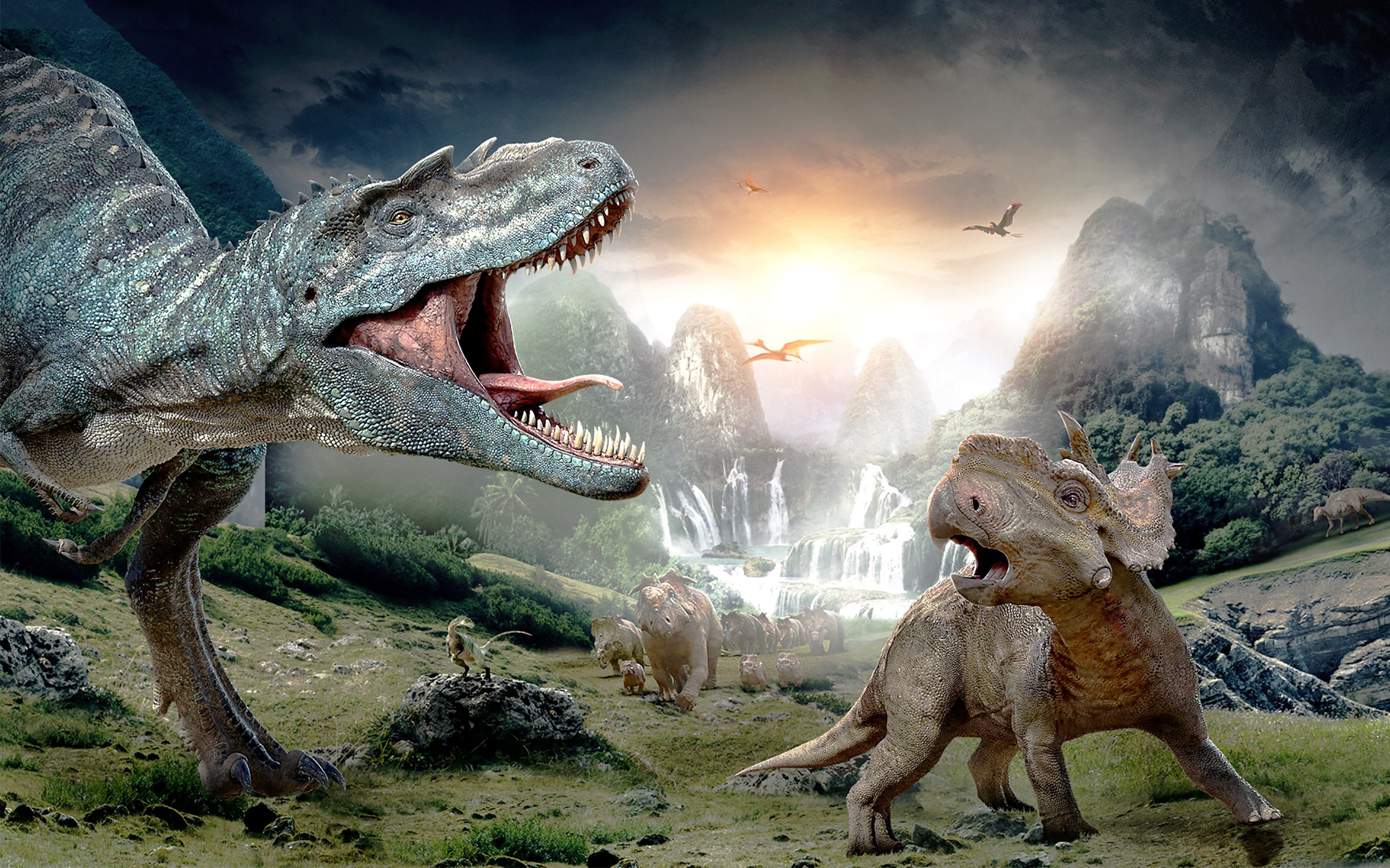 Walking With Dinosaurs Backgrounds on Wallpapers Vista