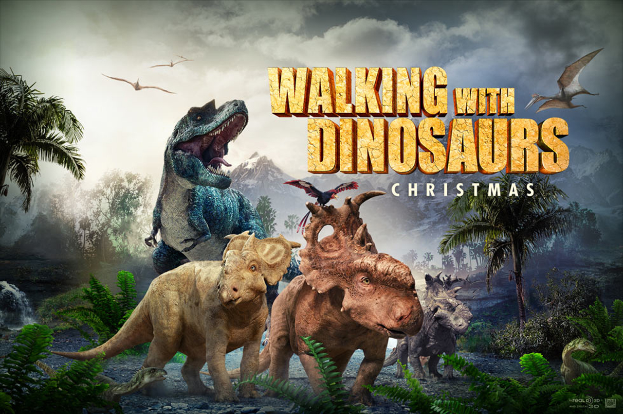 1280x852 > Walking With Dinosaurs Wallpapers