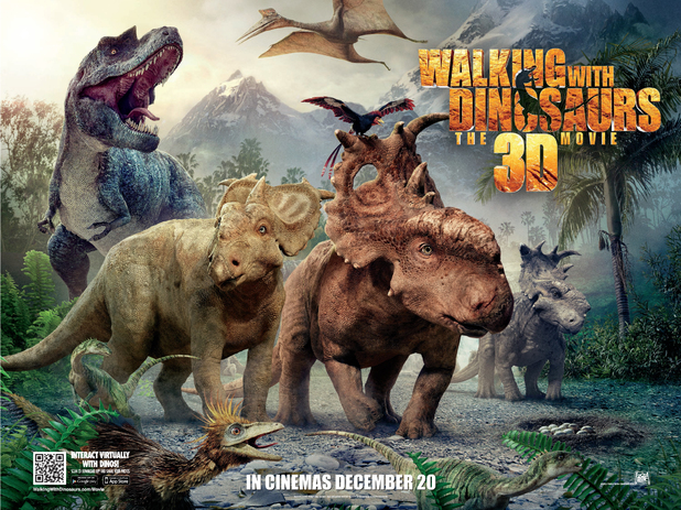 Walking With Dinosaurs Pics, Movie Collection