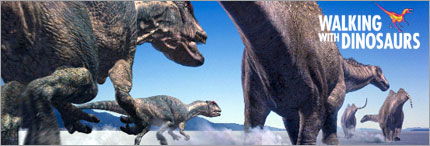 430x146 > Walking With Dinosaurs Wallpapers
