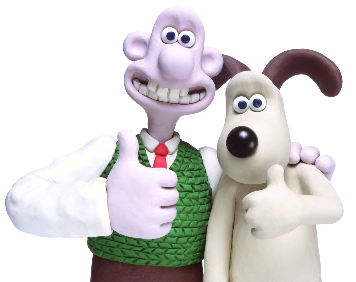 Nice Images Collection: Wallace & Gromit Desktop Wallpapers