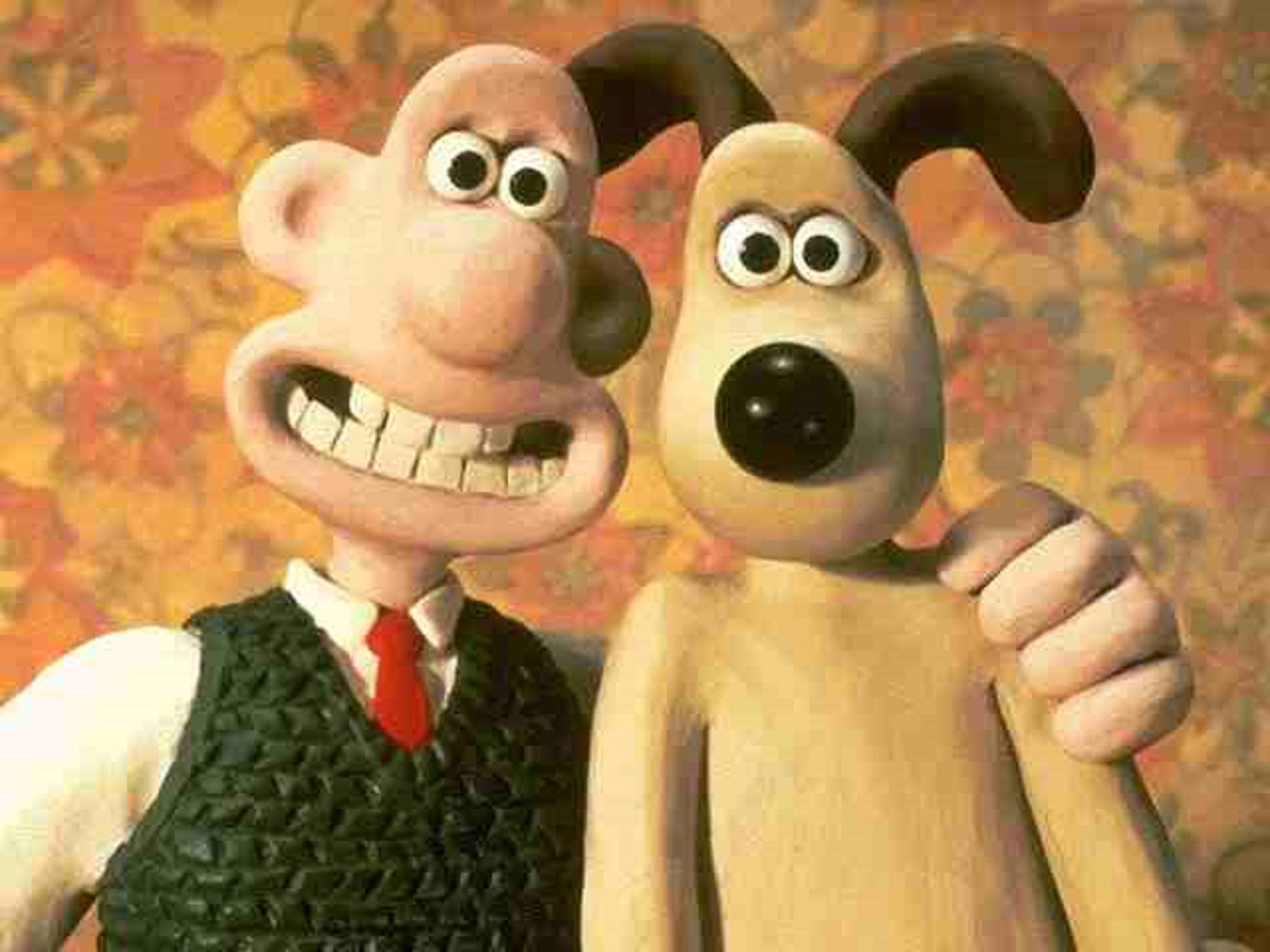 Amazing Wallace & Gromit Pictures & Backgrounds