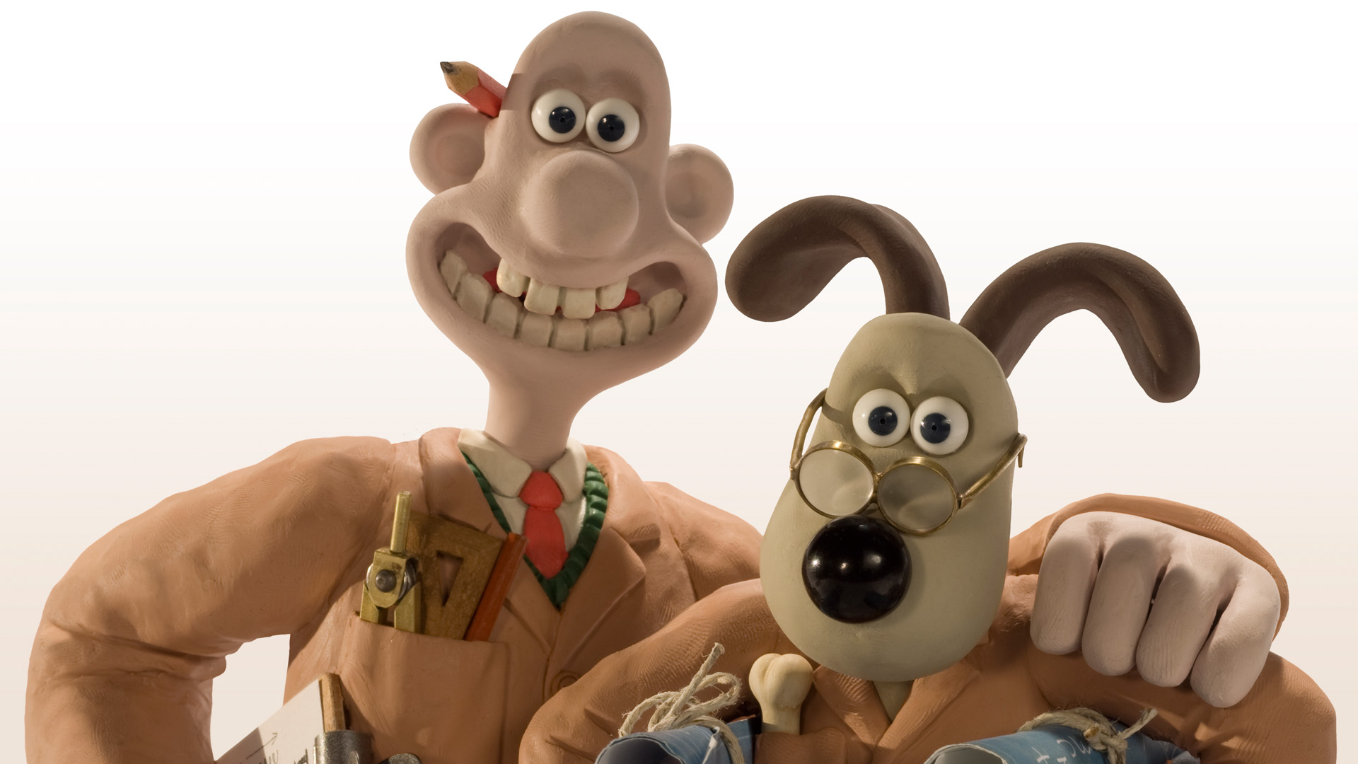 Nice wallpapers Wallace & Gromit 1920x1080px